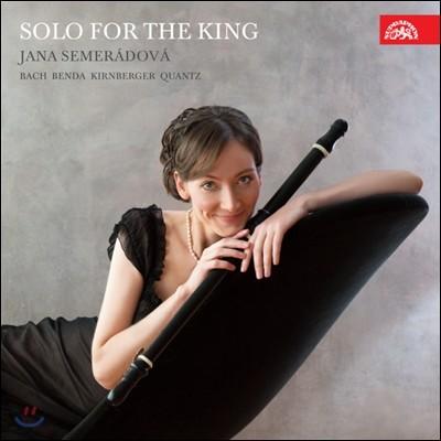 Jana Semeradova 국왕을 위한 독주 (Solo For The King)