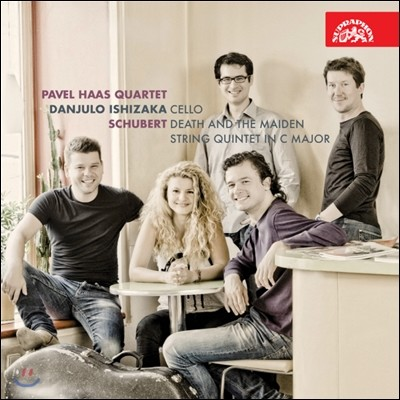 Pavel Haas Quartet 슈베르트: 현악 사중주 '죽음과 소녀', 현악 오중주 C장조 (Schubert: Death And The Maiden, String Quintet in C Major)