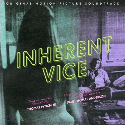 인히어런트 바이스 영화음악 (Inherent Vice OST by Jonny Greenwood)
