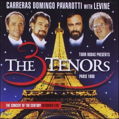 Three Tenors 3 테너 1998년 파리 공연 실황 (The 3 Tenors Live in Paris 1998)
