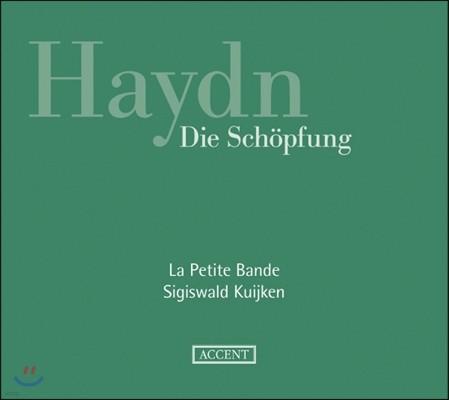Sigiswald Kuijken 하이든: 오라토리오 '천지 창조' (Haydn: Die Schopfung)