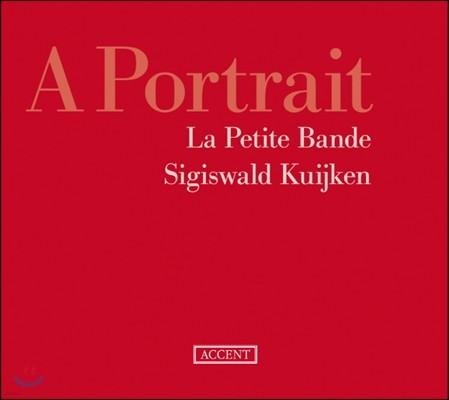 Sigiswald Kuijken 초상화 - 라 프티트 방드 40주년 기념 음반 (A Portrait - La Petite Bande)