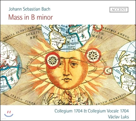 Collegium 1704 바흐: B단조 미사 (Bach: Mass in B minor, BWV232)