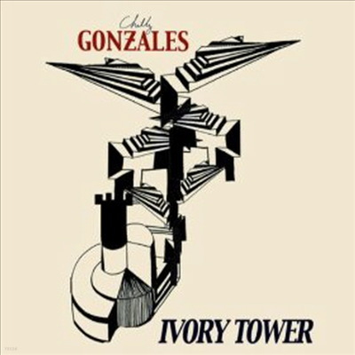 Gonzales - Ivory Tower (Digipack)