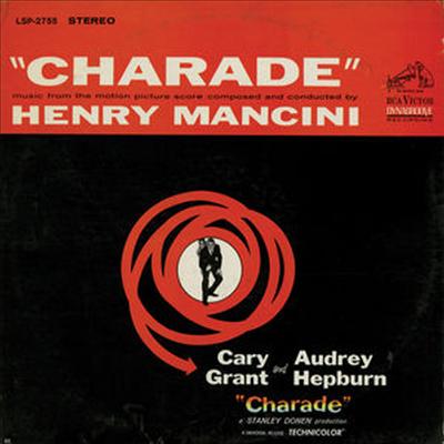Henry Mancini - Charade (샤레이드) (Soundtrack)(CD-R)