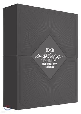 인피니트 2014 라이브 DVD : One Great Step Returns