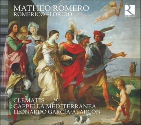 Clematis 마테오 로메로: 화려한 로메리코 - 로망스, 폴리아 외 (Matheo Romero: Romerico Florido - Romances, Folias)