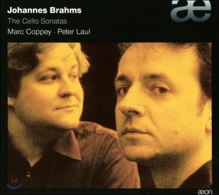 Marc Coppey 브람스: 첼로 소나타 (Brahms: Cello Sonatas)