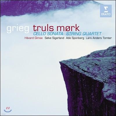 Truls Mork 그리그 : 첼로 소나타, 현악 사중주곡 (Grieg: Cello Sonata Op. 36, String Quartet Op. 27)