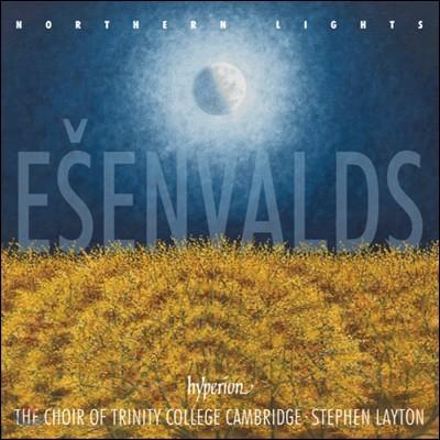 Cambridge Trinity College Choir 에릭스 에센발즈: 합창곡집 - 북부의 빛 (Eriks Esenvalds:  Choral Musi - Northern Lights)