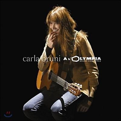 Carla Bruni - A L'olympia: Bruno Coquatrix (Deluxe Edition)