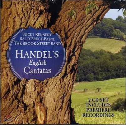 Nicki Kennedy 헨델: 영어 칸타타 (Handel: English Cantatas)