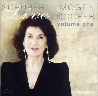 Imogen Cooper 슈베르트: 피아노 작품 1집 - 소나타 D.959 845 850 (Schubert: Piano Music) 이모젠 쿠퍼