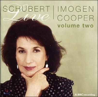 Imogen Cooper 슈베르트: 피아노 작품 2집 - 소나타 D.958 894, 악흥의 순간, 독일 무곡, 즉흥곡 (Schubert: Piano Music) 이모젠 쿠퍼