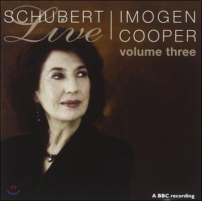Imogen Cooper 슈베르트: 피아노 작품 3집 - 소나타 D.784 960 840, 즉흥곡 (Schubert: Piano Music) 이모젠 쿠퍼