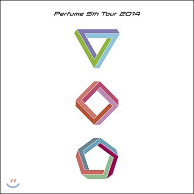 Perfume - Perfume 5th Tour 2014 (Standard Edition)