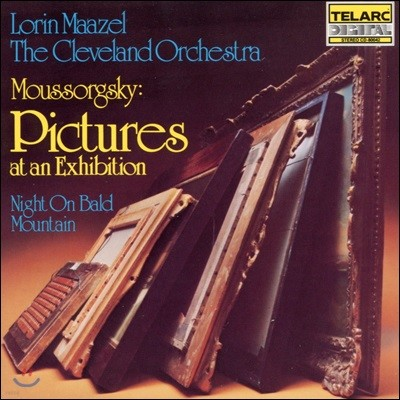Lorin Maazel 무소르그스키: 전람회의 그림, 민둥산의 하룻밤 (Mussorgsky: Pictures at an Exhibition, Night on Bald Mountain)