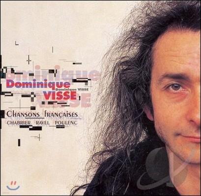 Dominique Visse 프랑스 가곡집 - 샤브리에 / 라벨 / 풀랑 (Chansons Francaises - Chabrier / Ravel / Poulenc)