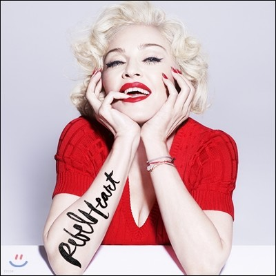 Madonna - Rebel Heart (Standard Edition)