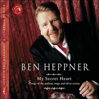 Ben Heppner 벤 헤프너가 부르는 뮤지컬과 영화 음악 (My Secret Heart)