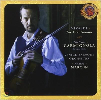 Guiliano Carmignola 비발디: 사계 (Vivaldi: The Four Seasons)