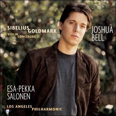 Joshua Bell 시벨리우스 / 골드마르크: 바이올린 협주곡 (Sibelius / Goldmark: Violin Concertos)