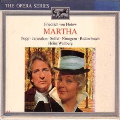 Lucia Popp 플로토: 마르타 (Opera Series - Flotow: Martha)