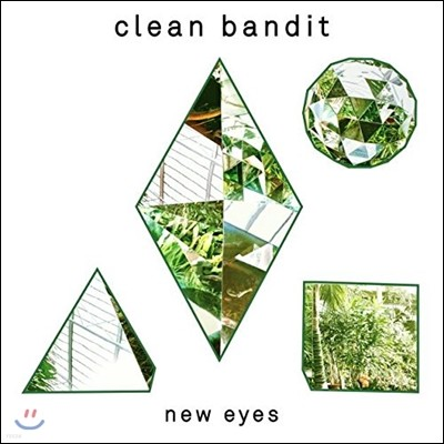 Clean Bandit (클린 밴디트) - New Eyes [2CD Deluxe Edition]