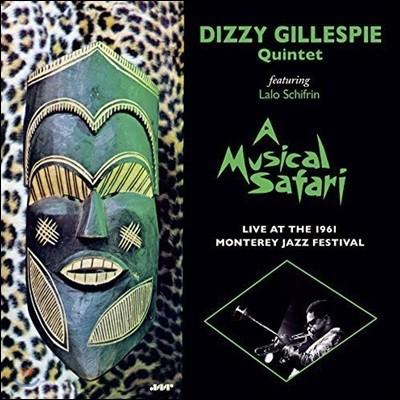 Dizzy Gillespie & Lalo Schifrin (디지 길레스피 & 랄로 쉬프린) - A Musical Safari [LP]