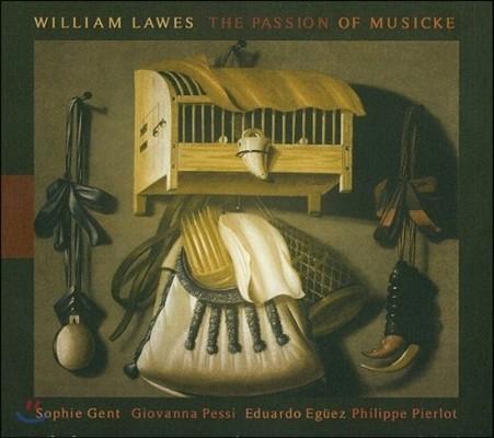 Sophie Gent 윌리엄 로스: 음악의 열정 (William Lawes: The Passion of Musicke)