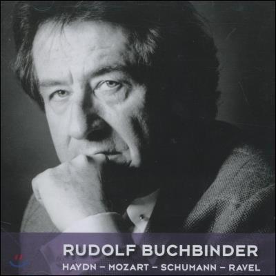 Rudolf Buchbinder 하이든 / 모차르트 / 슈만 / 라벨: 피아노 작품 (Haydn / Mozart / Schumann / Ravel: Piano Works)