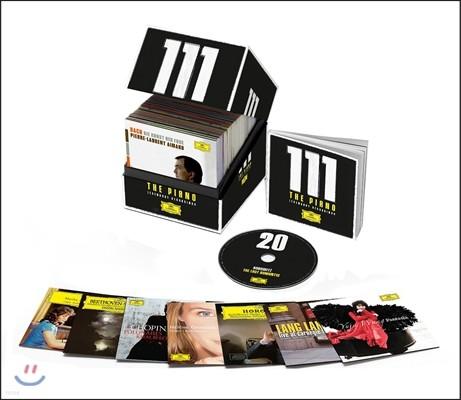 DG 111 피아노 - DG의 전설적인 피아노 녹음 (DG 111 The Piano)