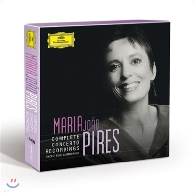 Maria Joao Pires 마리아 후앙 피레스 - DG의 협주곡 레코딩 전집 (Complete Concerto Recordings on Deutsche Grammophon)