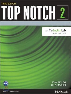 Top Notch 2 + Myenglishlab