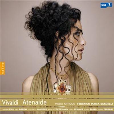 비발디 : 오페라 '아테나이데' (세계 최초 녹음) (Vivaldi : Atenaide RV.702) (3 for 2) - Modo Antiquo