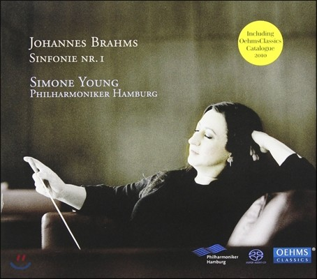 Simone Young 브람스: 교향곡 1번 (Brahms: Symphony Op.68)
