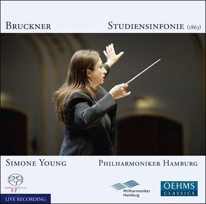 Simone Young 브루크너: 습작 교향곡 (Bruckner: Studiensinfonie WAB99)