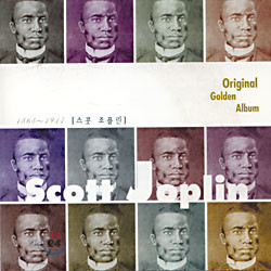 Scott Joplin - Original Golden Album