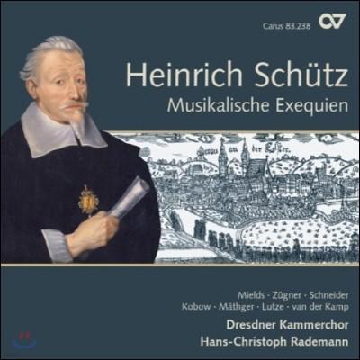Dresdner Kammerchor 쉬츠: 장송 음악 (Heinrich Schutz: Musikalische Exequien) 드레스덴 실내 합창단