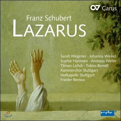Frieder Bernius 슈베르트: 오라토리오 '라자로' (Schubert: Lazarus)