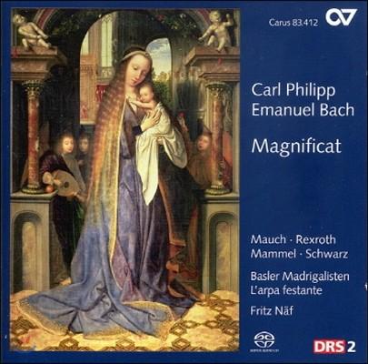 Fritz Naf C.P.E.바흐: 마니피카트 (C.P.E.Bach: Magnificat)