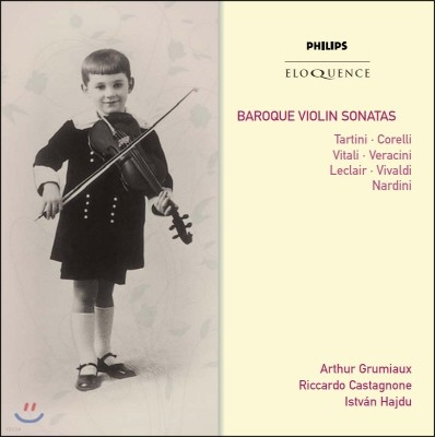 Arthur Grumiaux 바로크 바이올린 소나타 (Baroque Violin Sonatas)