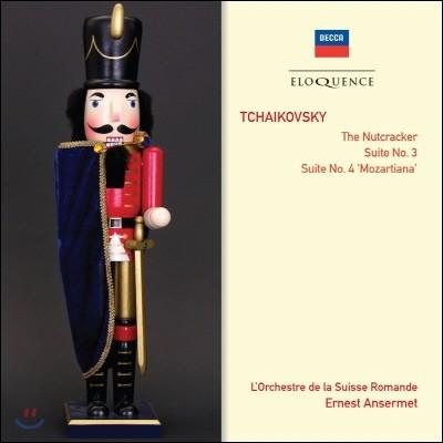 Ernest Ansermet 차이코프스키: 호두까기 인형 (Tchaikovsky: The Nutcracker Suite)