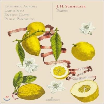 Enrico Gatti, Ensemble Aurora 슈멜처: 소나타 (Schmelzer: Sonatas)