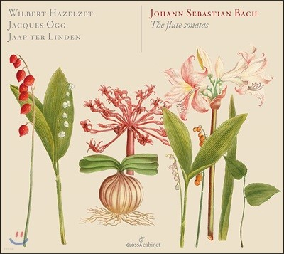 Wilbert Hazelzet 바흐: 플루트 소나타집 (Bach: The Flute Sonatas BWV1030-1035, BWV1021, BWV1020)