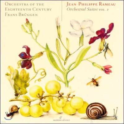 Frans Bruggen 라모: 관현악 작품 2집 (Rameau: Orchestral Suites Vol.2)