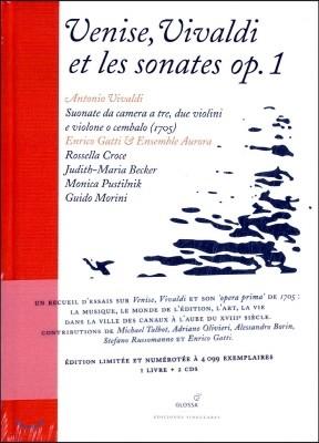 Enrico Gatti 비발디: 바이올린 소나타 작품집 (Vivaldi: Violin Sonatas)