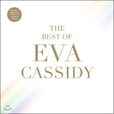 Eva Cassidy (에바 캐시디) - The Best Of [CD+2LP]