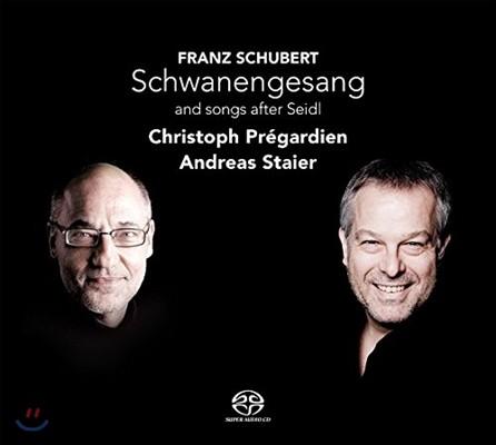 Christoph Pregardien 슈베르트: 백조의 노래 (Schubert: Schwanengesang and Songs after Seidl) 크리스토프 프레가르디엥