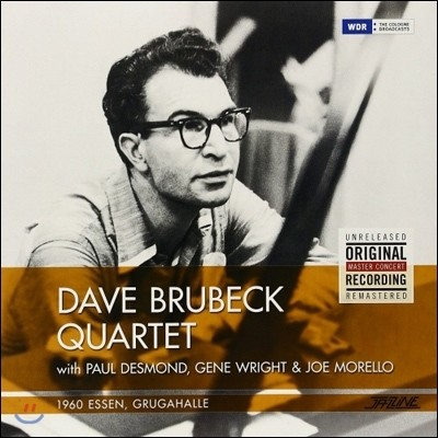Dave Brubeck Quartet - 1960 Essen, Grugahalle